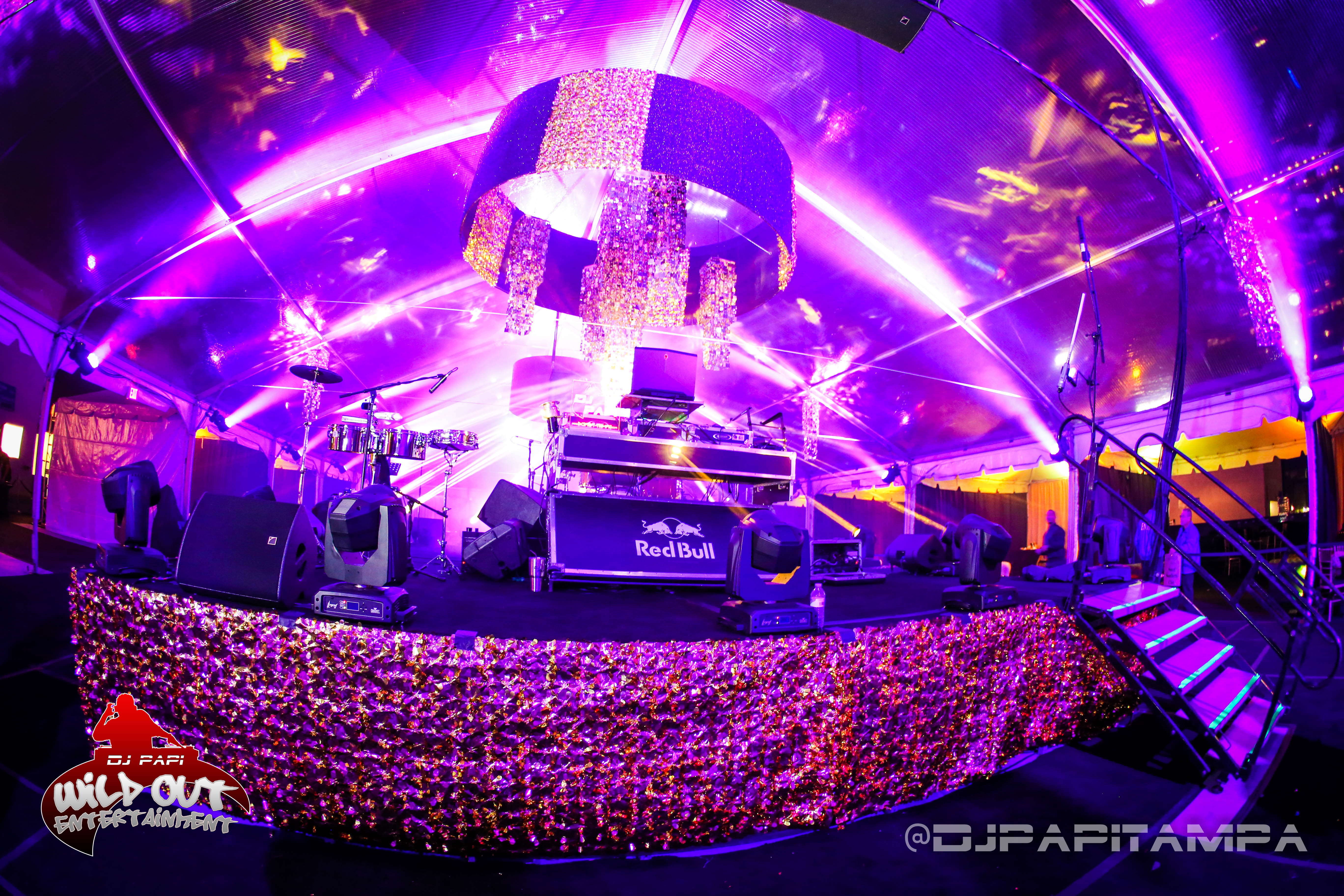 DJ Papi & DJ CrizV | The Rooftop Eve | 12/31/17 | Tampa, FL